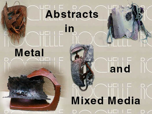 Metal & Mixed Media Sculptures